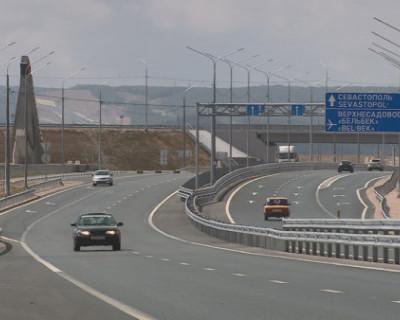 Готовность севастопольского участка трассы «Таврида» составила 18%