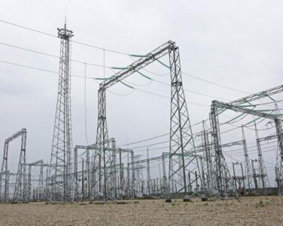 Одна из ниток энергомоста в Крым была повреждена
