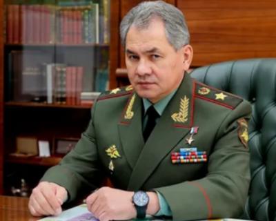 21 мая свой день рождения отмечает министр обороны Сергей Шойгу