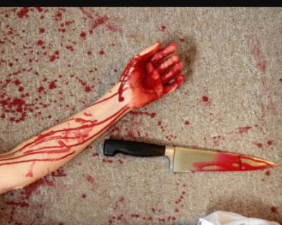 Ученик напал с ножом на учительницу физики