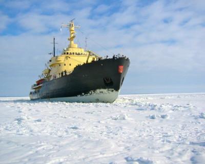 В Феодосии будут строить ледоколы