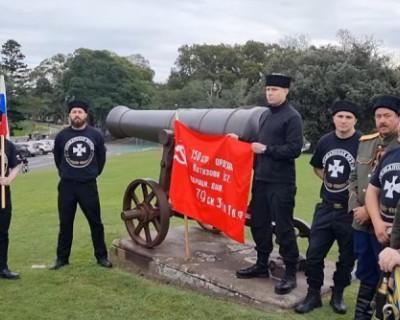Казаки Австралии хотят вернуть пушки времен Крымской войны на родину