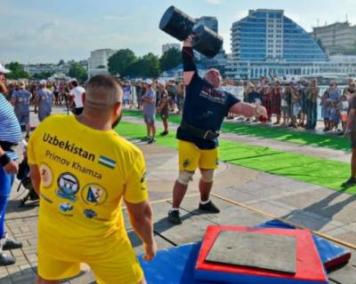 В Севастополе пройдет фестиваль силовых видов спорта «Евразийские игры»