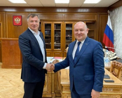 Губернатор Михаил Развожаев обсудил с вице-премьером Маратом Хуснуллиным работу по ФЦП в Севастополе