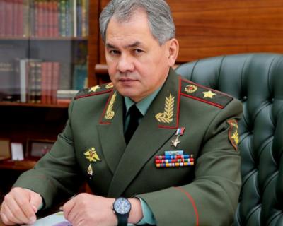 Сергей Шойгу рассказал о том, что дала Сирия