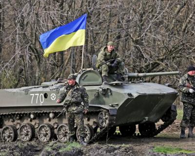Киев не намерен прекращать войну на Донбассе