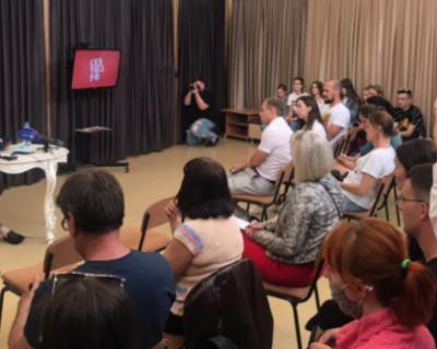 Сергей Безруков привезет в Севастополь Большой детский фестиваль