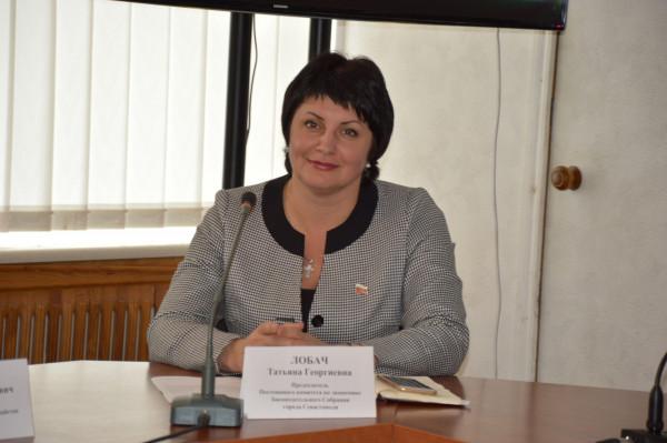 Татьяна Лобач