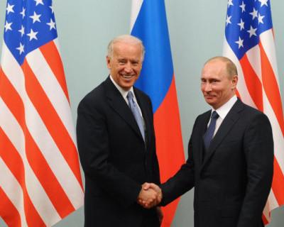 В США заявили о дате и месте встречи Путина и Байдена