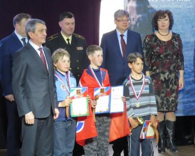 Награждение юных покорителей морской стихии в Севастополе (фото, видео)