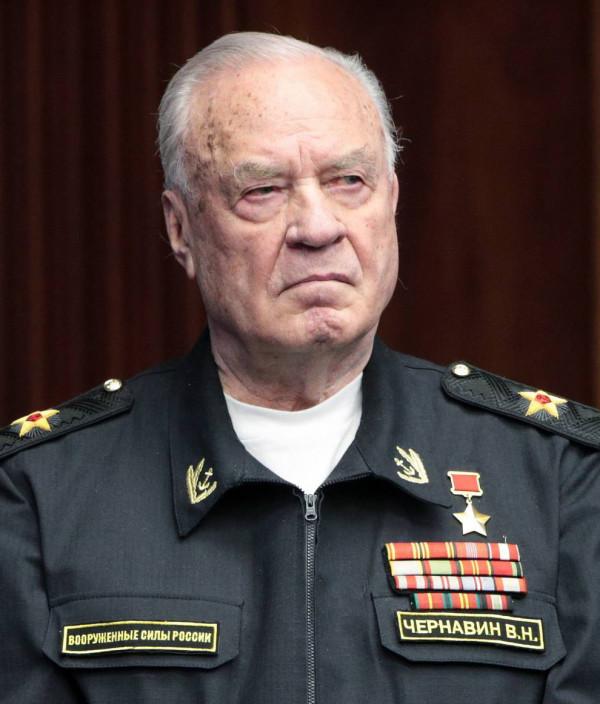 Владимир Николаевич Чернавин