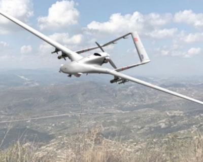 Украина посылает свои дроны к российской границе