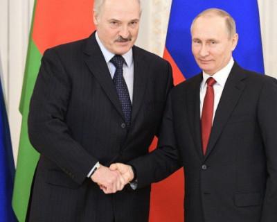 В Кремле рассказали о том, что будут обсуждать Путин и Лукашенко в Сочи