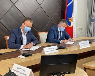 Севастополь и Крым подписали соглашение в сфере строительства