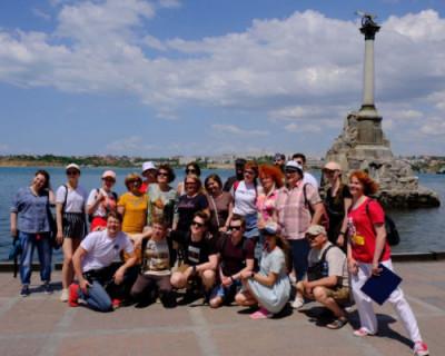 В Севастопольском ТЮЗе принимают гостей из Рязани