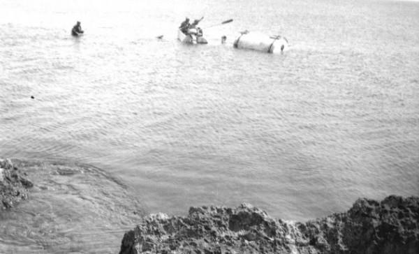 «подводный дом» из подручных материалов