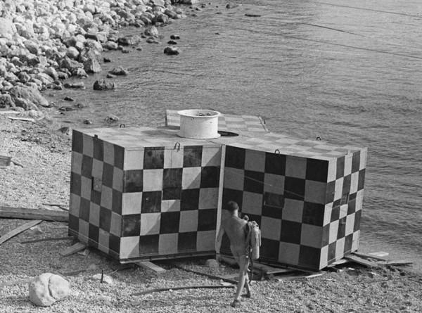 «Ихтиандр-67» на берегу