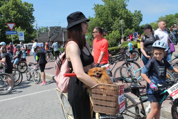 Тысячная велоколонна прокатилась по центру Севастополя  7