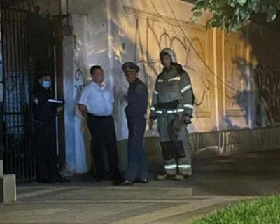 Неизвестные «заминировали» офис «Справедливой России — За правду» в Симферополе