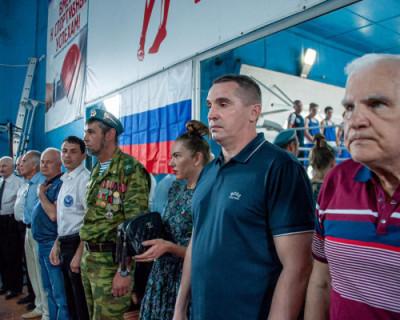 В Севастополе прошел турнир по боксу «Мемориал Андрея Арансона» (ВИДЕО)