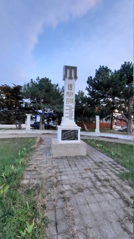 Знак на въезде в Кольчугино