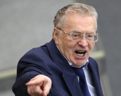 Владимир Жириновский призвал закрыть URA.RU