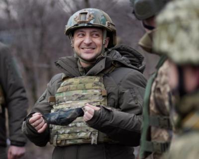 Зеленский обиделся на НАТО и готовится к войне с Россией