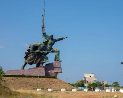 В Севастополе возбуждено уголовное дело по факту вандализма