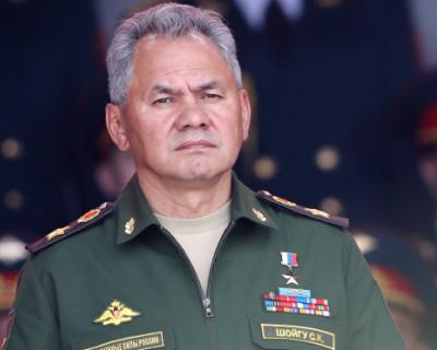Сергей Шойгу заявил о том, что военные проведут за лето более 4 500 учений и тренировок