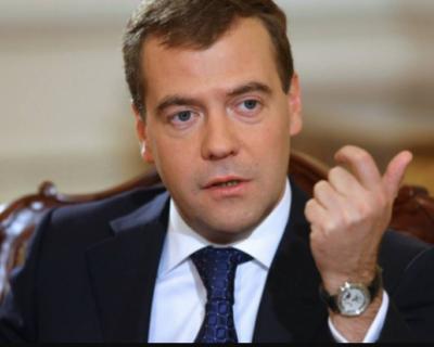 Дмитрий Медведев: «США считают Россию умирающей страной»