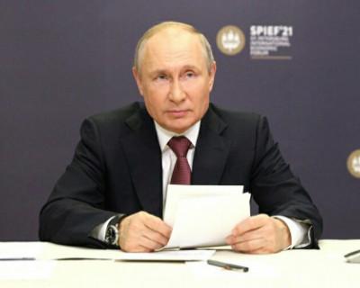 Владимир Путин оценил инвестиционные соглашения по реализации проектов в туристической сфере Крыма