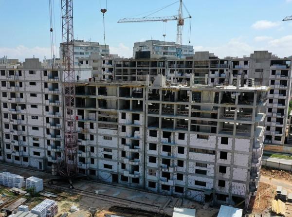 Стройка в Севастополе