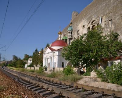 Железнодорожная ветка в Инкермане снова изменит направление
