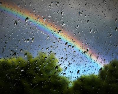 В субботу по Крыму продолжают идти дожди, температура до 23 градусов тепла