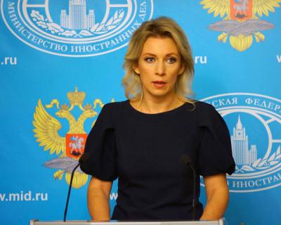 Мария Захарова рассказала об угрозе России со стороны транснациональных интернет-гигантов