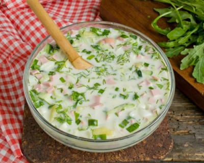 Холодное блюдо для жаркого лета в Севастополе: закупаемся на окрошку