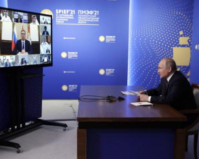 Владимир Путин рассказал о побочном эффекте от российской вакцины  «Спутник V»