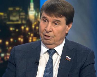 Сенатор Сергей Цеков призвал отказаться от праймериз и кешбэка