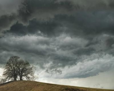 В Крыму объявлено штормовое предупреждение