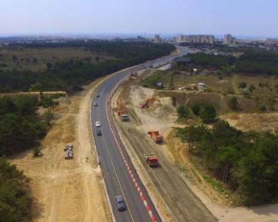 Севастопольское Камышовое шоссе будут строить по ночам