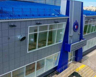 В Евпатории завершено строительство физкультурно-оздоровительного комплекса