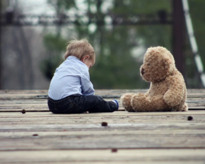 В Ялте нашли потерявшегося малыша