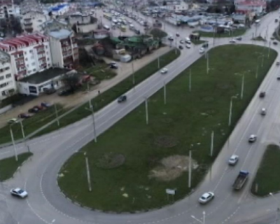 В сентябре возобновится реконструкция севастопольского «Огурца»