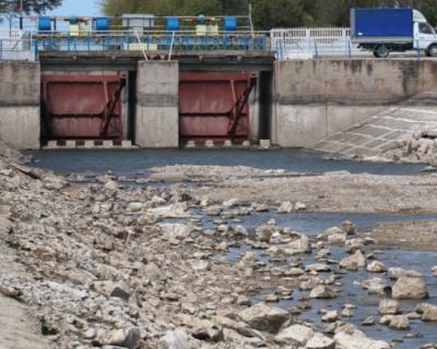 В Крыму отказались от украинской воды