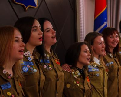 Студотряды Севастополя получат государственную поддержку