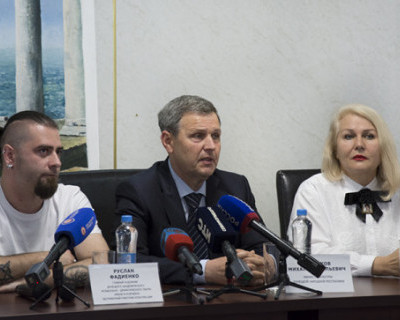 В Севастополь приедет музыкальный драмтеатр из ДНР