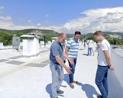В Севастополе продолжается капитальный ремонт многоквартирных домов