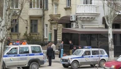 «Судьбу пристройки ресторана «Казбек» будут решать в суде»... (фото)