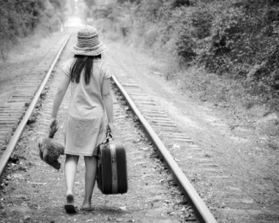 Транспортная полиция Крыма вернула матери сбежавшую дочь
