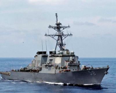 Эсминец США войдет в Черное море